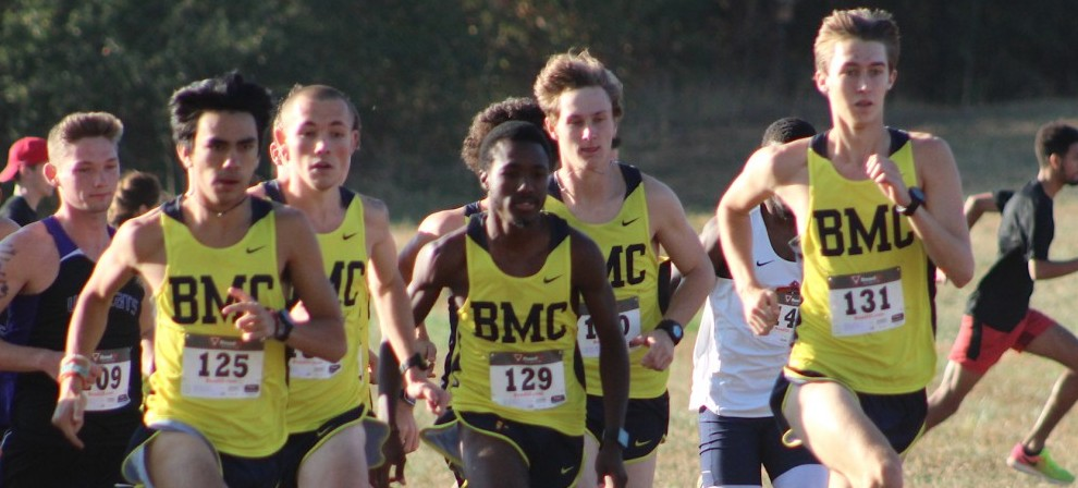 Photo for BMC Men's XC pulls in 5th at SSAC Championship