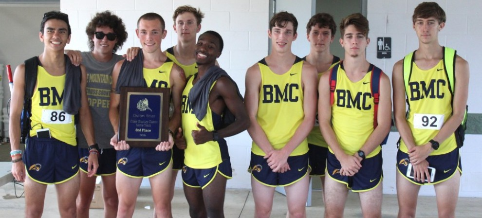Photo for BMC Men's XC nabs 3rd at Dalton St. Classic