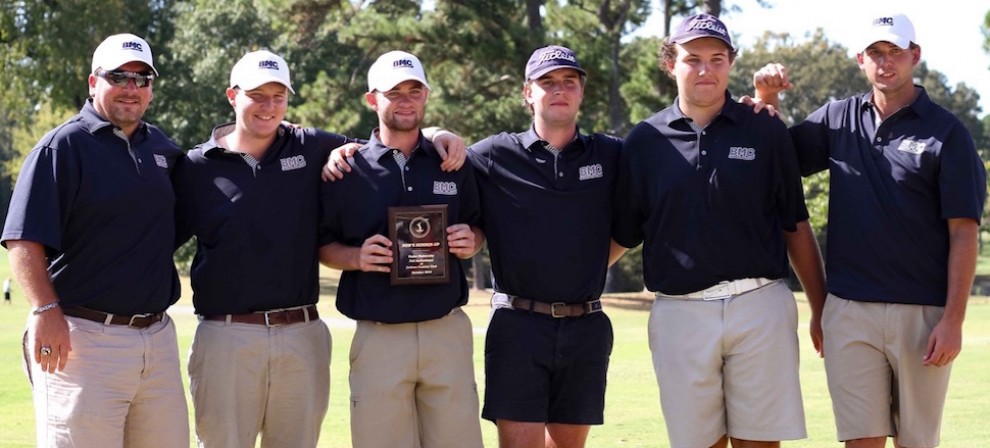 Photo for BMC Golf seizes runner-up at Union Invitational, Rockett at 3rd