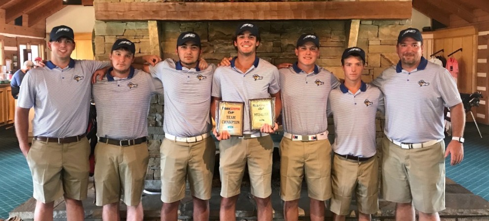 Photo for McDonald, Toppers take Transouth Cup titles
