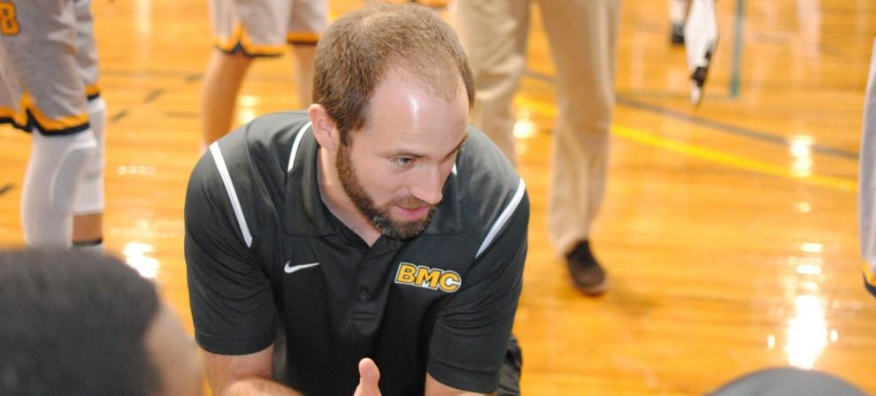 J.D. Parker has stepped down as BMC Men's Basketball head coach