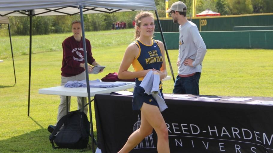 Hamilton named SSAC Runner of the Week for second time